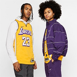 Los Angeles Lakers City Edition - James