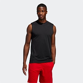 Aeroready 3-Stripes Sleeveless T-Shirt