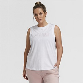 Panama Organic Cotton Muscle Tank