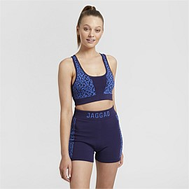 Quartz Knit Yoga Crop