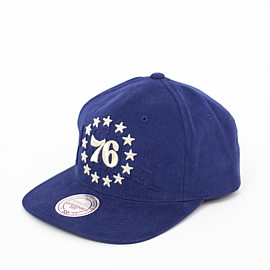Capthony Towns Deadstock Snapback - 76ers