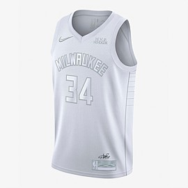 Milwaukee Bucks MVP NBA Jersey - Antetokounmpo