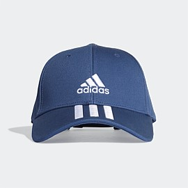 Baseball 3-Stripes Twill Cap