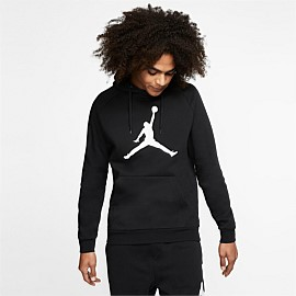 Jumpman Logo Fleece Pullover