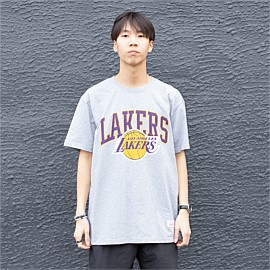 Hat Hook Short Sleeve LA Lakers T-Shirt
