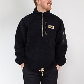 Jack Teddy Quarter Zip