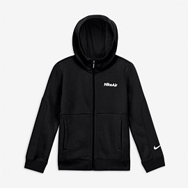 Sportswear Air Full-Zip Hoodie Youth