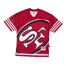Big Face Jersey San Francisco 49ers