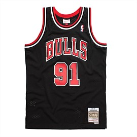 Chicago Bulls NBA Swingman Jersey Rodman 97-98