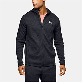 Double Knit Full-Zip Hoodie