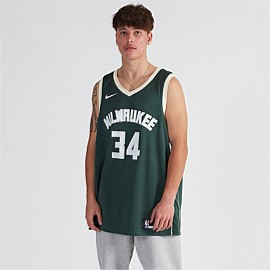 Milwaukee Bucks NBA Jersey - Antetokounmpo