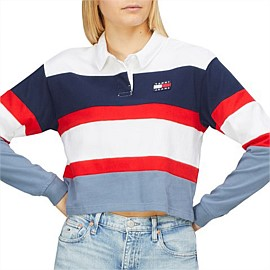 Badge Rugby Sweatshirt