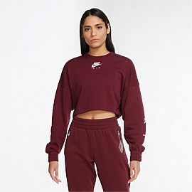 Sportswear Air Cropped Fleece Crew
