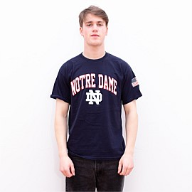 Vintage Champion Notre Dame Tee