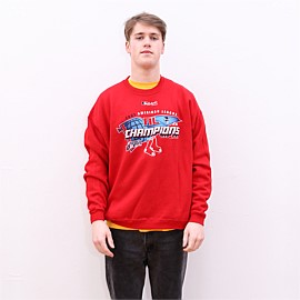 Vintage MLB Red Sox '07 League Champions Sweat