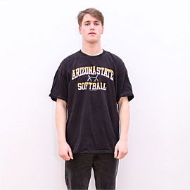 Vintage Arizona State Softball Tee