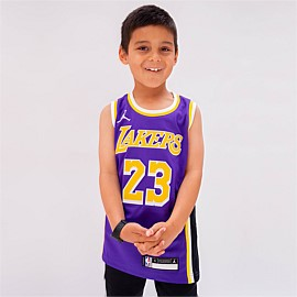 Los Angeles Lakers NBA Jersey Kids - James