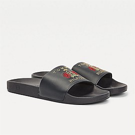 Crest Pool Slides Mens