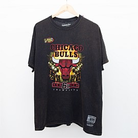 Chicago Bulls Last Dance 6x Champs Tee