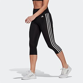 Designed To Move High-Rise 3-Stripes 3/4 Sport Tights