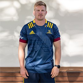 Highlanders Rugby Home Replica Jersey
