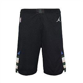 Milwaukee Bucks State Swing Shorts Youth