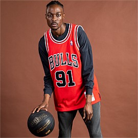 Chicago Bulls NBA Swingman Jersey 97-98 - Rodman