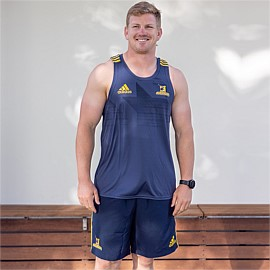 Highlanders Super Rugby Performance Singlet