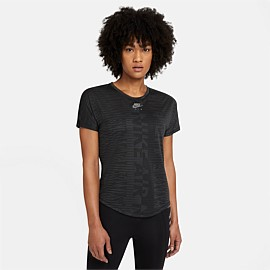 Air Short Sleeve Running Top