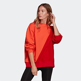 Adicolor Sliced Trefoil Sweatshirt