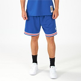 1985 NBA All-Star Swingman West Royal Shorts