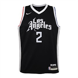 Los Angeles Clippers City Edition Swingman Jersey Youth - Leonard