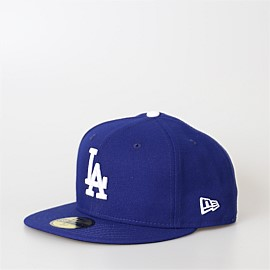 5950 Fitted Los Angeles Dodgers Cap
