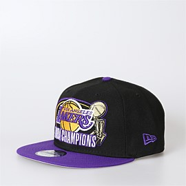 950 Los Angeles Lakers 17x Champs Cap