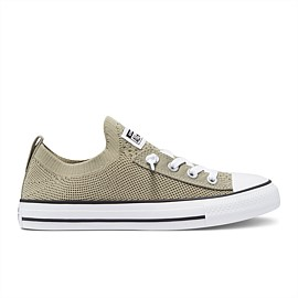 Chuck Taylor All Star Shoreline Knit Slip Low Womens